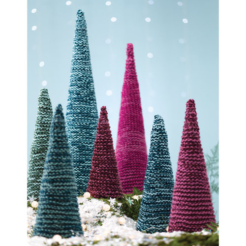 Valley Yarns 970 Holiday Trees - Download (970)