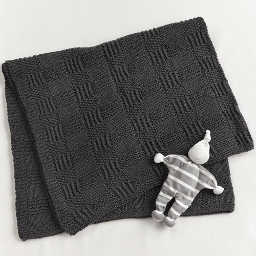 Valley Yarns 987A Peregrine Blanket - Download (987A)