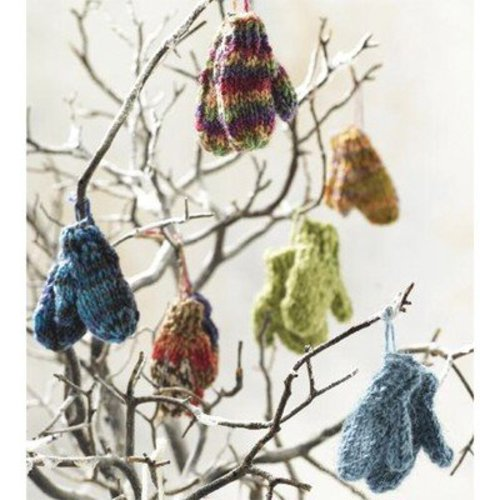 Valley Yarns 99 Mini Mittens (Free) -  ()