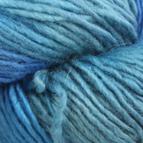 Valley Yarns BFL Worsted Hand Dyed by the Kangaroo Dyer - Sapphire (SAPPHIRE)