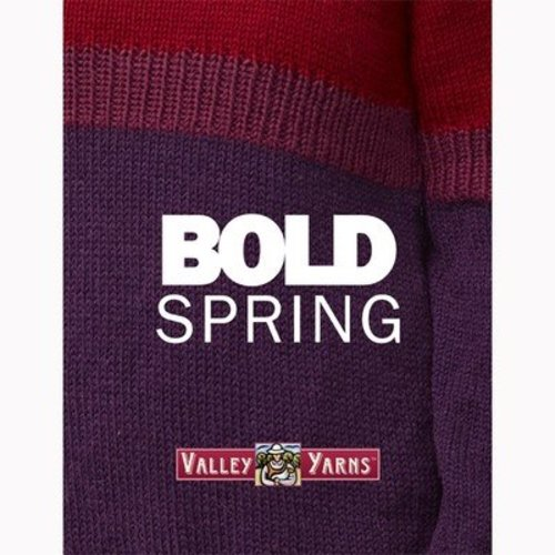 Valley Yarns Bold Spring eBook -  ()