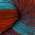 Valley Yarns Charlemont Hand Dyed by the Kangaroo Dyer - Indian Turquoise (INDIANTURQ)