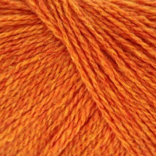Valley Yarns Greylock - Bright Tangerine (02)
