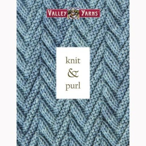 Valley Yarns Knit and Purl eBook -  ()