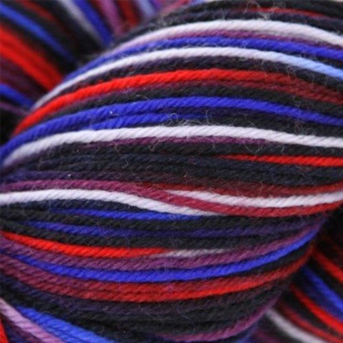 Valley Yarns Leyden - Red, Cobalt, White, Black, Wine (14)