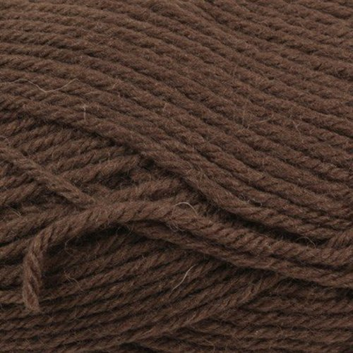 Valley Yarns Northampton Discontinued Colors - 04 Chocolate (CHOCOLATE)