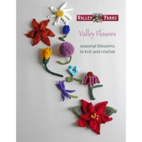 Valley Yarns Valley Flowers eBook -  ()