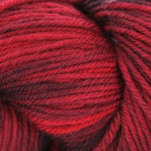 Valley Yarns Valley Superwash DK Hand-Dyed by the Kangaroo Dyer - Black Cherry (BLACKCHERR)