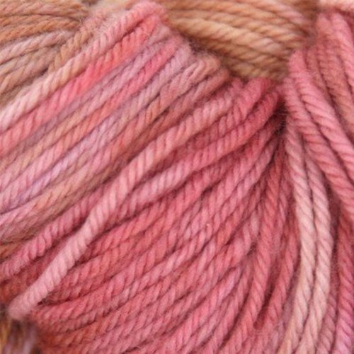 Valley Yarns Valley Superwash DK Hand-Dyed by the Kangaroo Dyer - Kitten Nose (KITTENNOSE)
