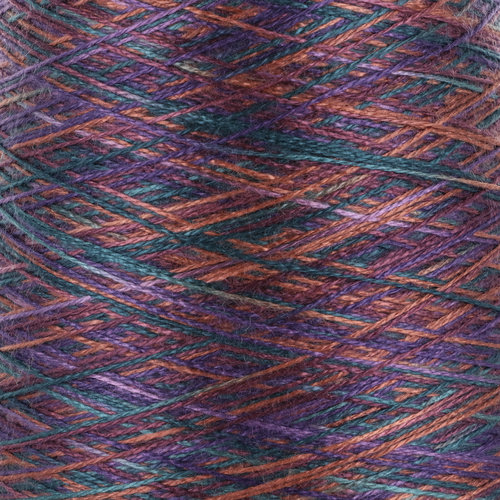Valley Yarns Variegated 8/2 Tencel - Autumn Twilight Combo (formerly Tashkent Combo) (AUTT)