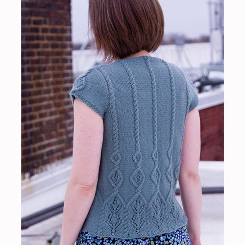 Valley Yarns WEBS DIR05 Made To Border by Fiona Ellis - Download (2015PDF05)