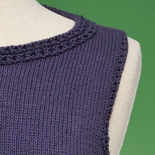 Vermont Fiber Designs 169 Top-Down Shell PDF -  ()