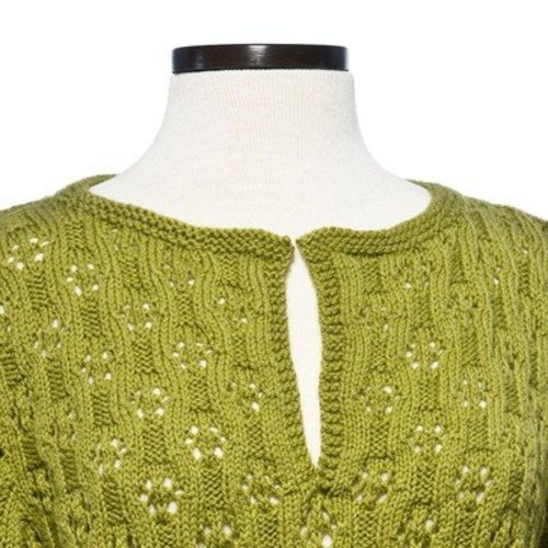 Vermont Fiber Designs 180 Wave Lace Tunic PDF -  ()