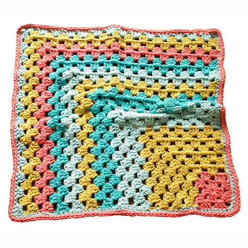 Vickie Howell Super Bulky Baby Blanket Kit - Model (01)
