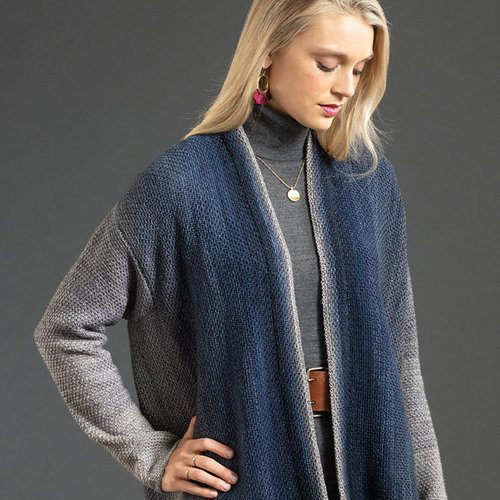 Vogue Knitting The Gradient Kit - Tranquility (01)