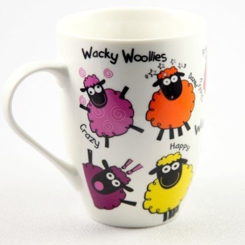 Wacky Woollies Ceramic Mug -  ()
