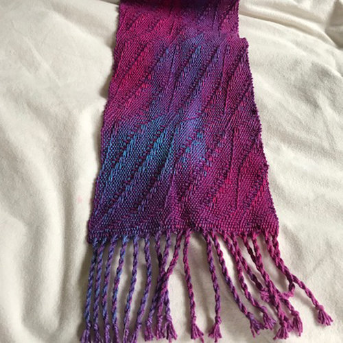 Warp and Weft Dyeing with the Kangaroo Dyer -  ()
