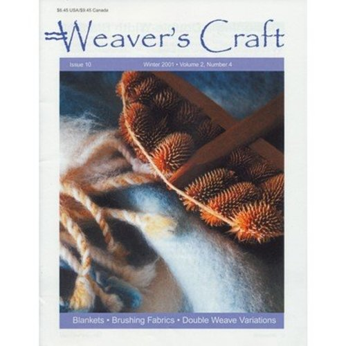 Weaver's Craft Magazine - 1 Designing with Colorways from Natural Objects (FEBMAR00)