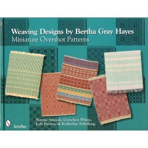 Weaving Designs by Bertha Gray Hayes -  ()