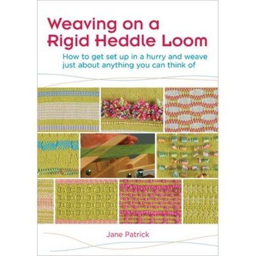 Weaving on a Rigid Heddle Loom DVD -  ()