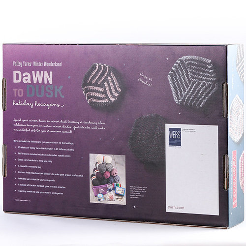 WEBS Dawn to Dusk in the Valley Holiday Box - Dawn to Dusk (DAWN)