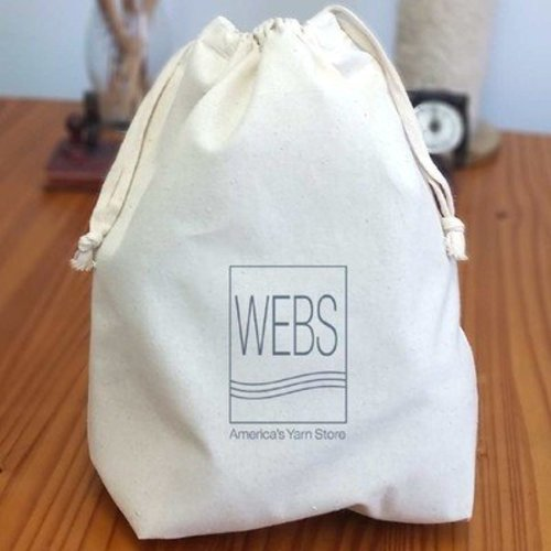 WEBS Muslin Project Bag -  ()