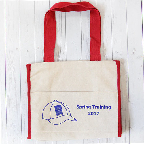 WEBS Spring Training Canvas Tote Bag -  ()