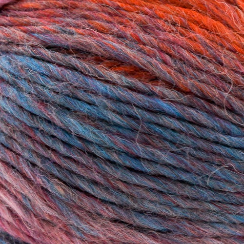 West Yorkshire Spinners Aire Valley Aran Fusions - Autumn Mix (0862)