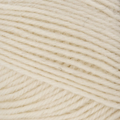 West Yorkshire Spinners Aire Valley Aran - Cream (0010)