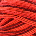 West Yorkshire Spinners Aire Valley Aran - Red Stripe (0857)