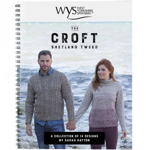 West Yorkshire Spinners The Croft Pattern Book -  ()