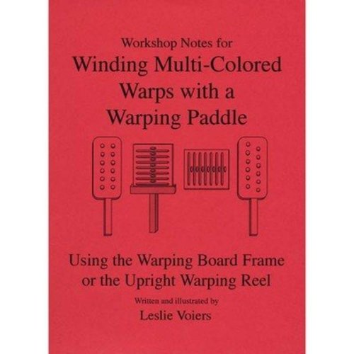 Winding Multi-colored Warps with a Warping Paddle -  ()