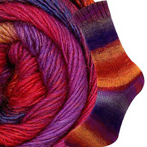 Wisdom Yarns Poems Sock - Tropical Sunset (955)