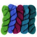 Wonderland Yarns Cheshire Cat 5-Skein Pack - Jabberwocky (JABBERWOCK)