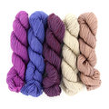 Wonderland Yarns Mad Hatter 5-Skein Pack - Evening Idleness, #60 (60EVEN)