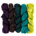 Wonderland Yarns March Hare Mini Skein 5-Pack - Assorted Colors - WEBS Choice (ASST)