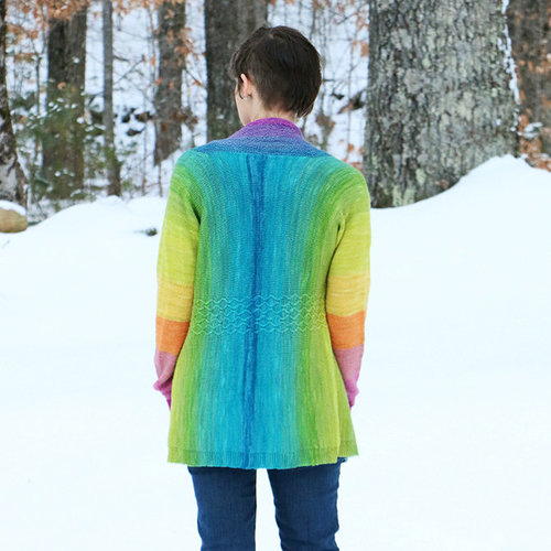 Wonderland Yarns Rainbows in the Gorge PDF -  ()