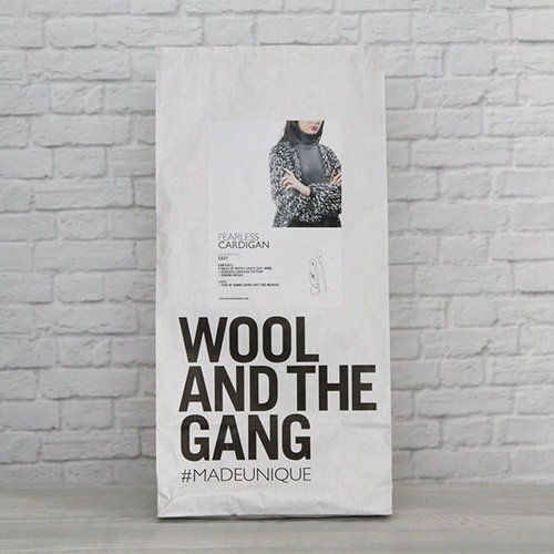 Wool and the Gang Fearless Cardigan Kit -  ()