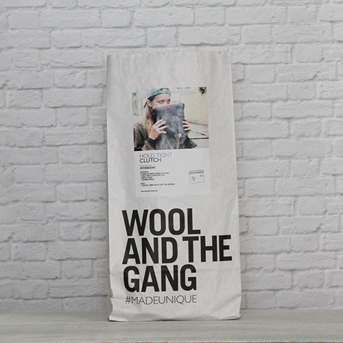 Wool and the Gang Hold Tight Clutch Kit -  ()