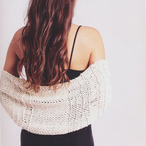 Wool and the Gang Lacey Sissi Scarf -  ()