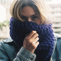 Wool and the Gang Lil' Snood Dogg Kit - Ultra Violet (ULTRAV)
