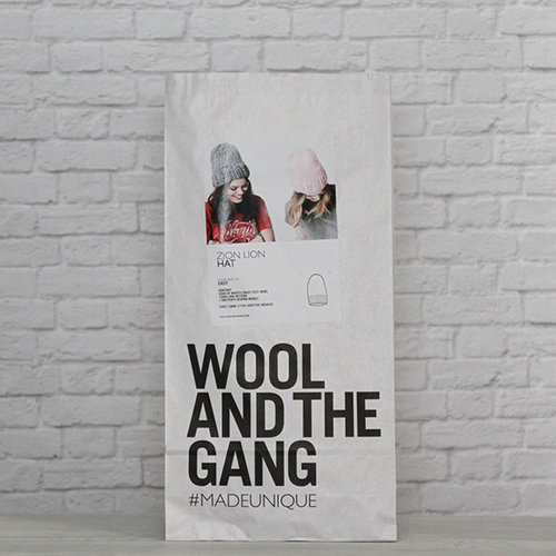 Wool and the Gang Zion Lion Hat Kit -  ()