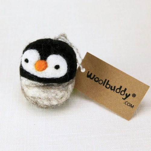 Woolbuddy Needle Felted Ornaments -  ()