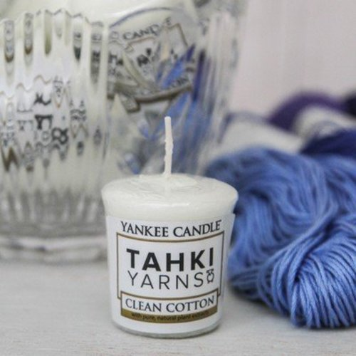 Yankee Candle free with 6 skeins Tahki Cotton Classic or Cotton Classic Lite -  ()