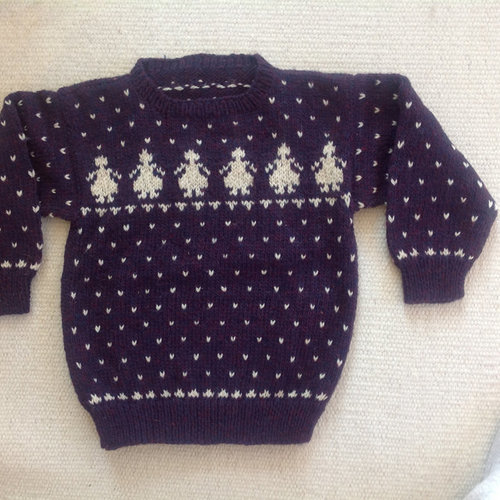 Yankee Knitter Designs 2 Child's Heart & Doll Sweaters PDF -  ()
