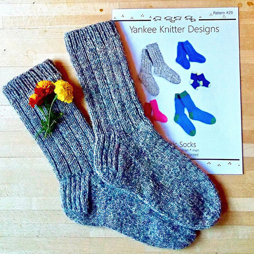 Yankee Knitter Designs 29 Classic Socks for the Family -  ()