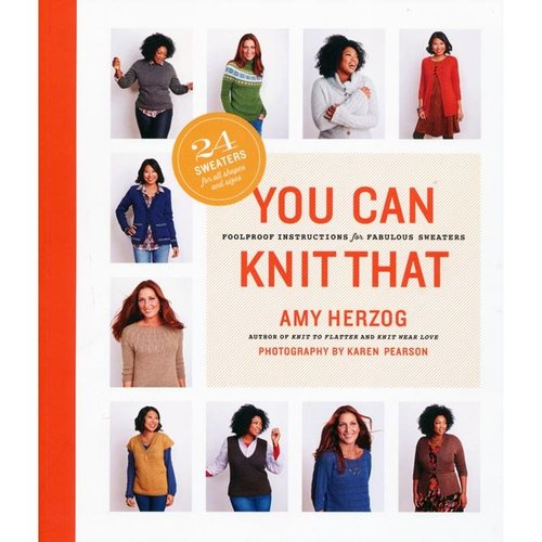 You Can Knit That - Foolproof Instructions for Fabulous Sweaters -  ()