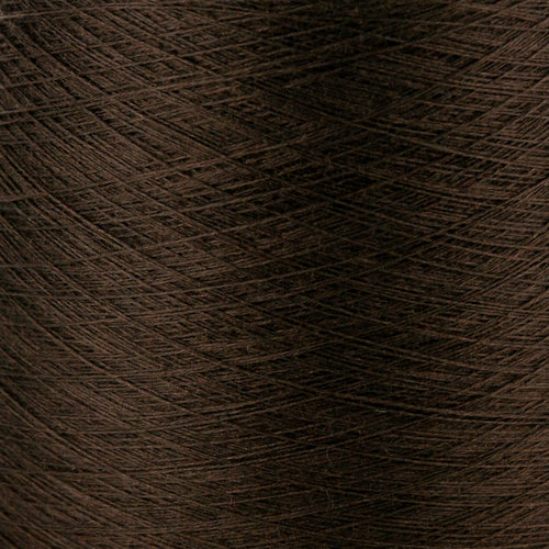 Zegna 2/28 Merino Mill End - 0514 - Dark Brown - 2.6 lbs (000514)