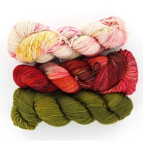 Zen Yarn Garden Carson Shawl Kit in Serenity 20 -  ()