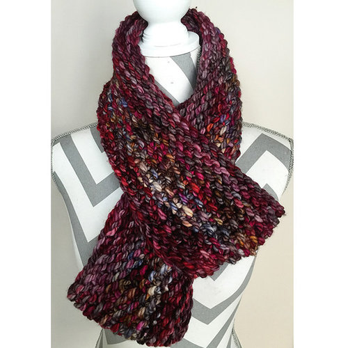 Zen Yarn Garden Potato Chip Cowl Kit in Superfine Bulky -  ()